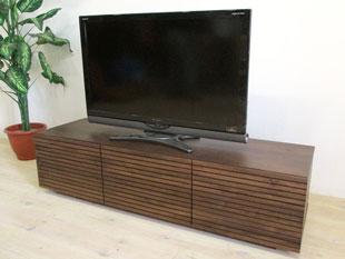 風雅テレビボードタイプ2幅1500mm ウォールナット