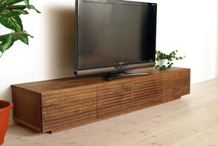 風雅テレビボード幅1800mm ウォールナット