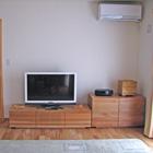 W1500 TVボード/W1000 チェスト(ホワイトオーク)