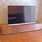 W1800 TVボード(ウォールナット)