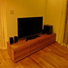 W1800 TVボード(ホワイトオーク)