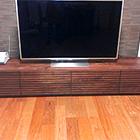 W2300 TVボード(ウォールナット)