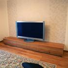 W2400 TVボード(ホワイトオーク)