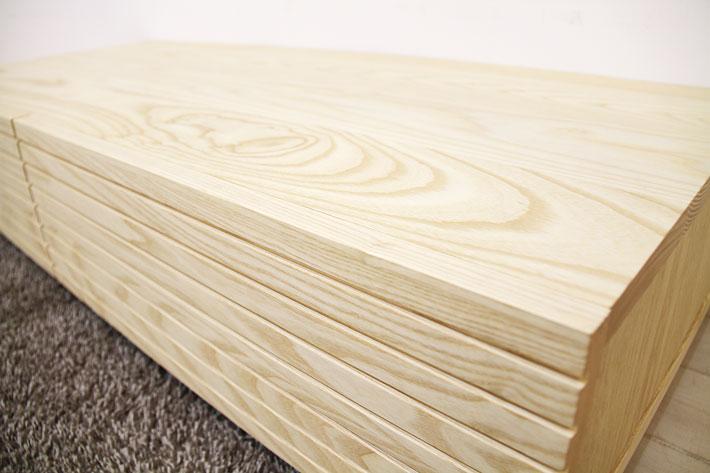 風雅 センターテーブル・ローテーブル・リビングテーブル ホワイトアッシュ#07