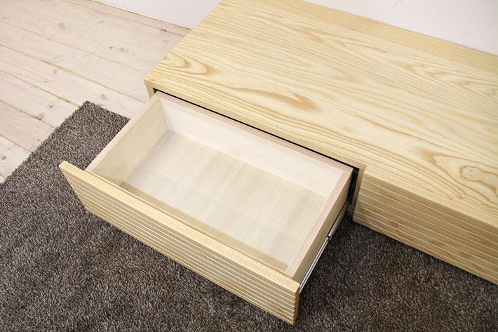 風雅 センターテーブル・ローテーブル・リビングテーブル ホワイトアッシュ#08