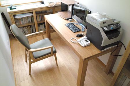 風雅テーブル、デスクタイプ1