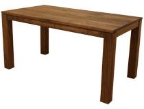 風雅/FUUGA ダイニングテーブル (ウォルナット)