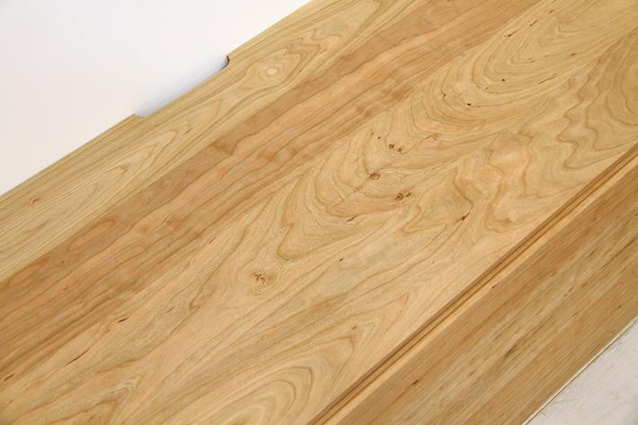天然木・無垢を使ったテレビ台・テレビボード 風雅  -タイプ2 ブラックチェリー#08