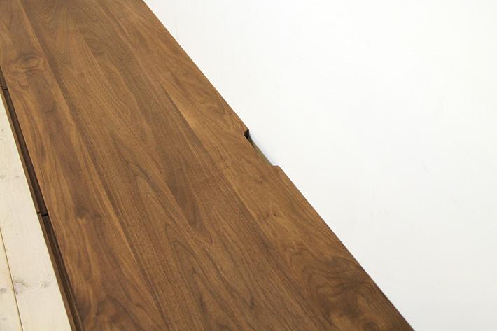 天然木・無垢を使ったテレビ台・テレビボード 風雅  -タイプ2 ウォールナット・ウォルナット#07
