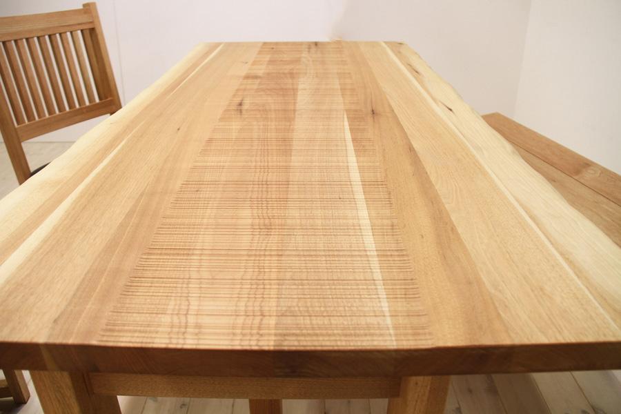 クルミ/KURUMI ダイニングテーブル W1500 #06