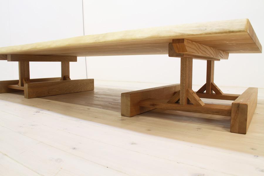 クルミ/KURUMI ダイニングテーブル W1500 #10