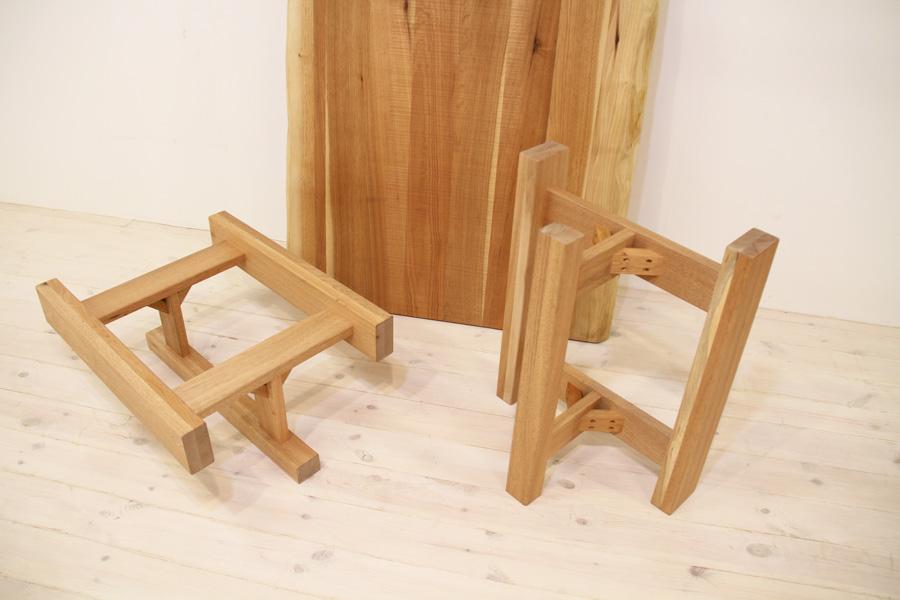 クルミ/KURUMI ダイニングテーブル W1500 #12