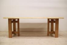 クルミ/KURUMI ダイニングテーブル W1500 #04