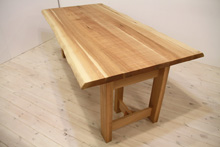 クルミ/KURUMI ダイニングテーブル W1500 #05