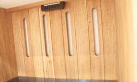 レンジボード 背板