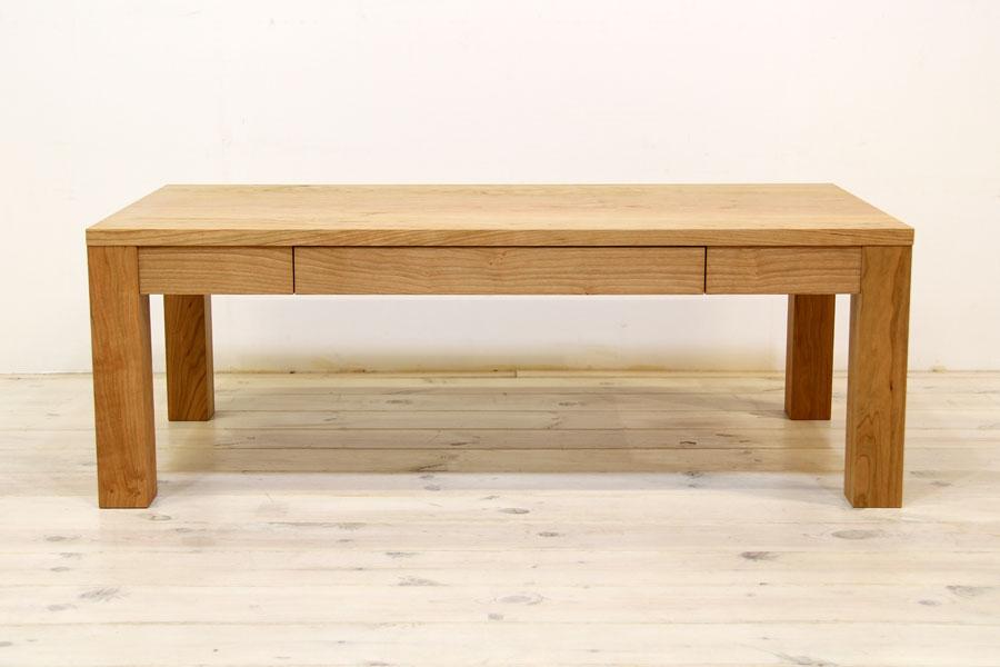 凛 センターテーブル ブラックチェリー2