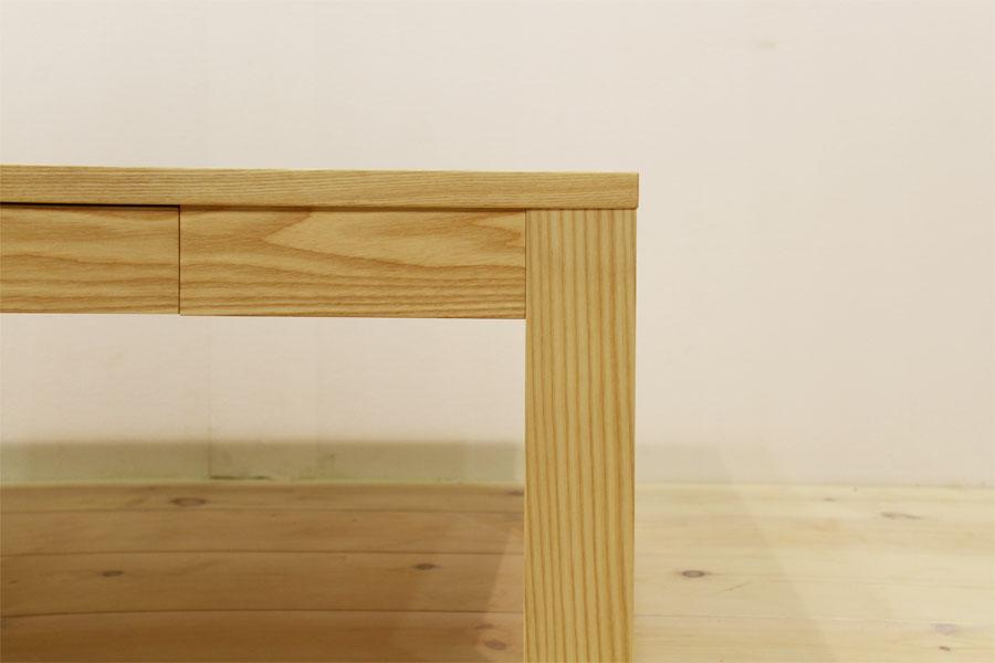 凛 センターテーブル ホワイトアッシュ7