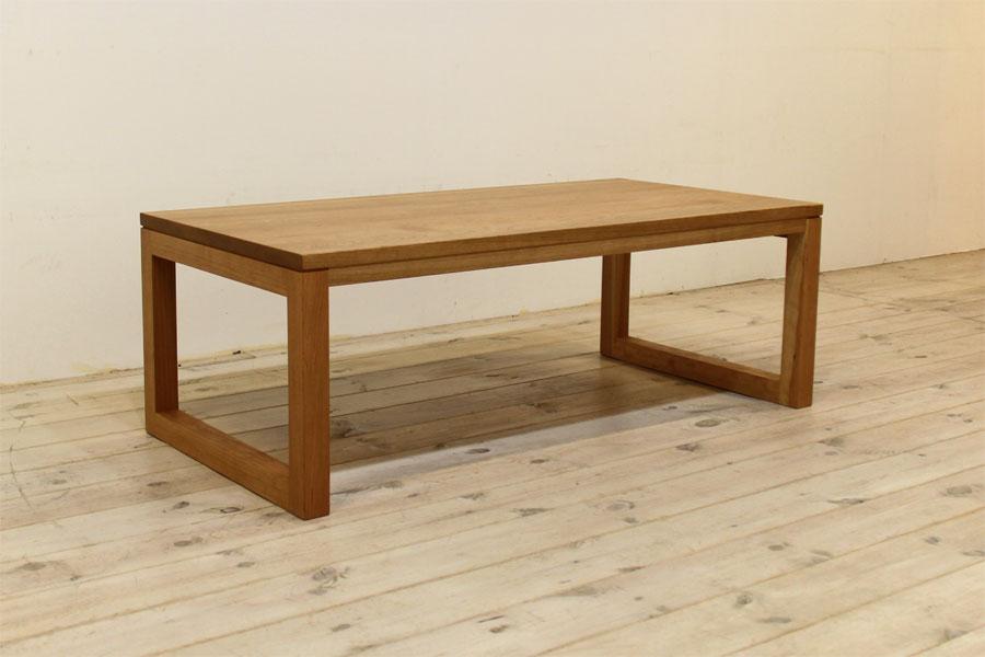 凛 センターテーブル ブラックチェリー3