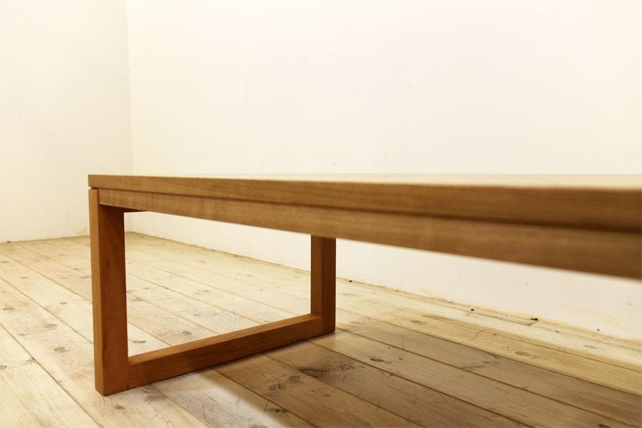 凛 センターテーブル ブラックチェリー7