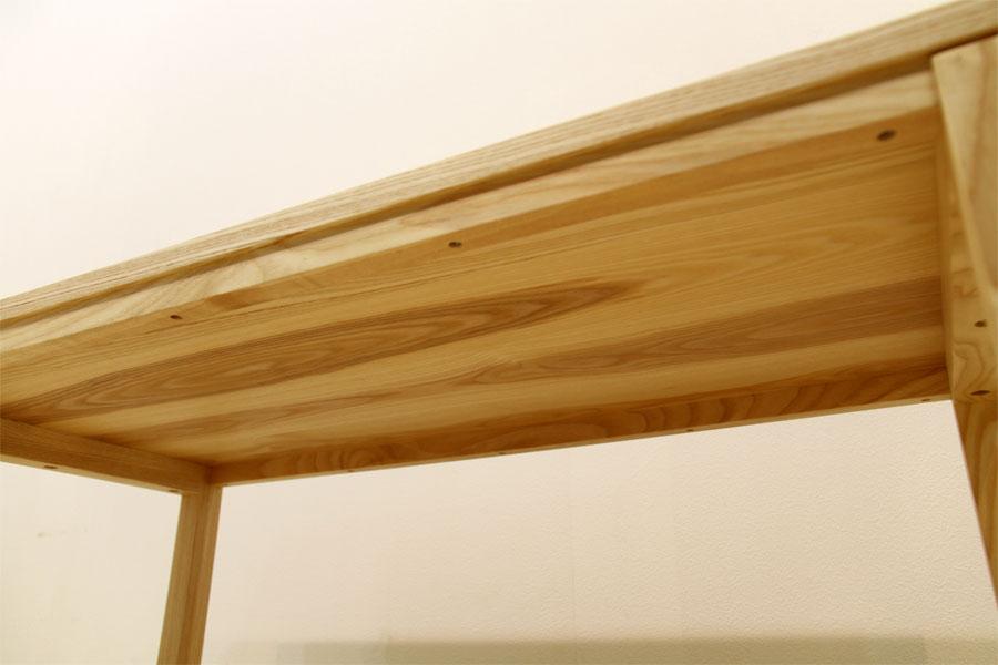 凛 センターテーブル ホワイトアッシュ9