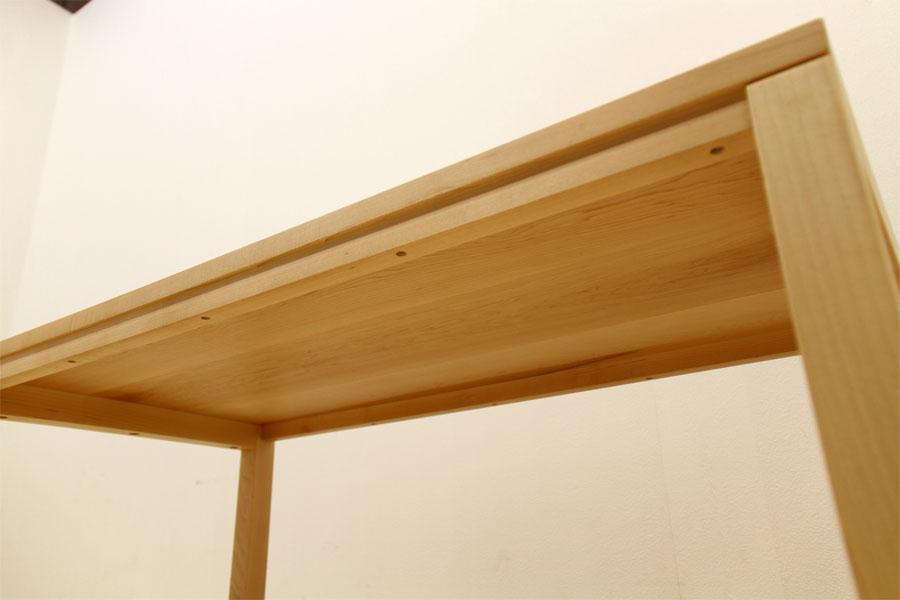 凛 センターテーブル メープル6