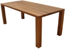 凛/RIN ダイニングテーブル (ウォルナット)