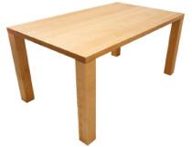 凛/RIN ダイニングテーブル (メープル)