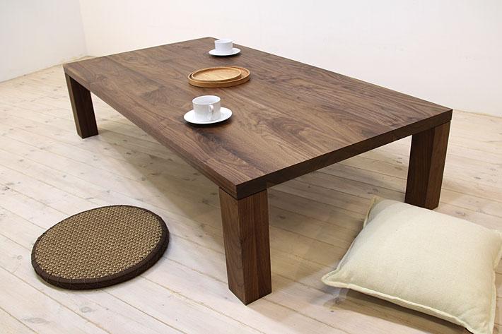 凛ダイニングテーブル 座卓・ローテーブル1