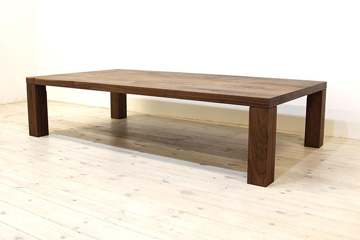 凛ダイニングテーブル 座卓・ローテーブル2