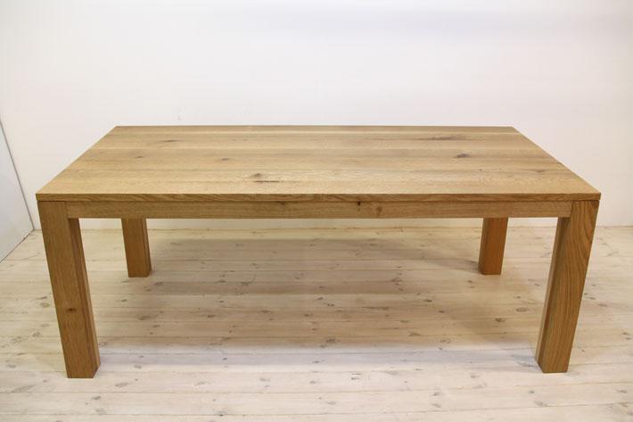 彩美/SAIBI ダイニングテーブル (ホワイトオーク)#03