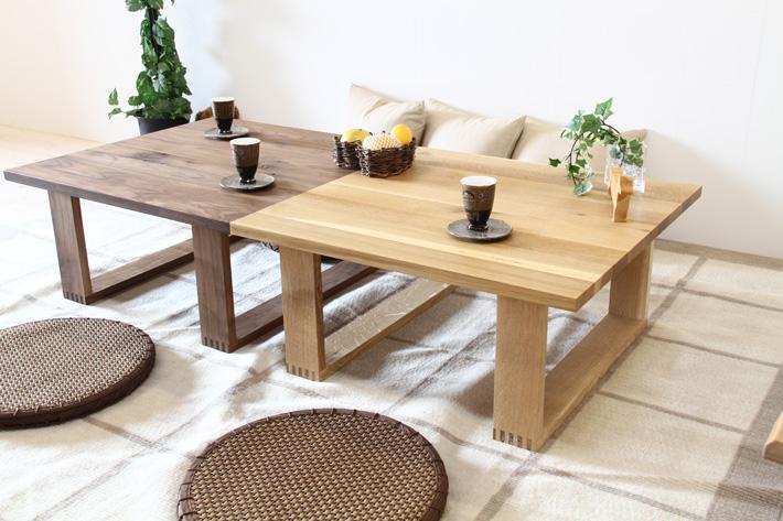 彩美ローテーブル・センターテーブル・リビングテーブルシリーズ イメージ
