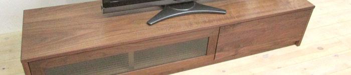 SW(シンプルウッド)テレビボード 180 ウォールナット