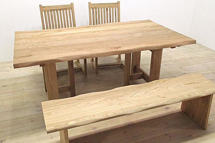 然 ダイニングテーブル #04