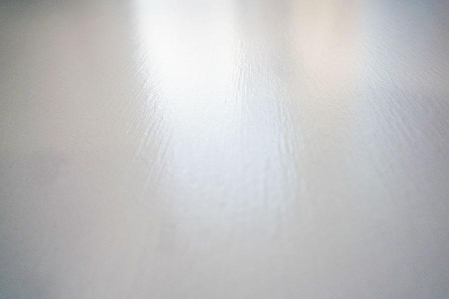 ポリ板の表面