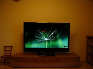 天然木・無垢を使用、ホワイトオークのテレビ台3