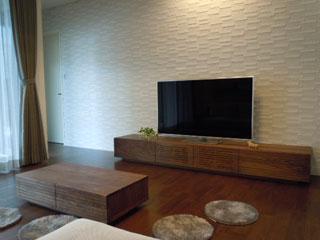 天然木・無垢の家具-ウォールナット-風雅