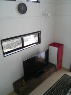 天然木・無垢を使用したテレビボードW2000ウォールナット風雅5