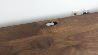 天然木・無垢のテレビボード-W1800-ウォールナット-風雅2