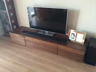 テレビボード-幅1800-ウォールナット-風雅