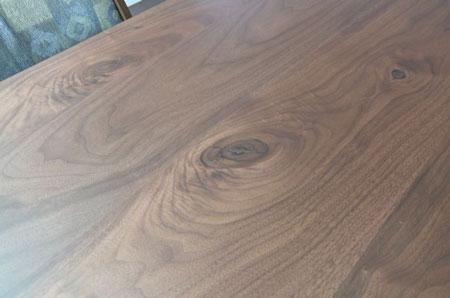 凛ダイニングテーブル ウォールナット3