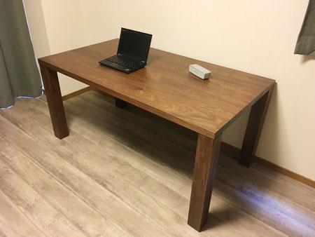 凛ダイニングテーブル2