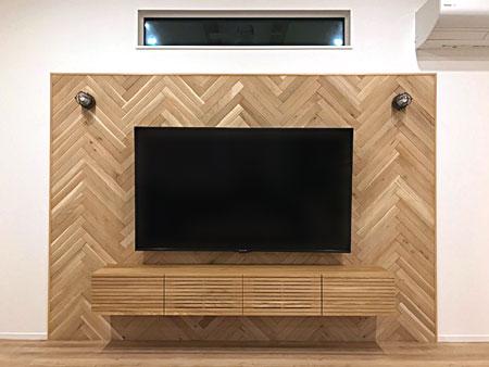 風雅テレビボード フロートタイプ1